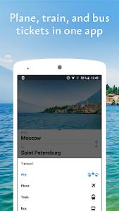 Download Tutu.ru - flights, Russian railway and bus tickets 2.3.2 APK