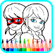 Download How to draw Ladybug and Cat Noir 2.3 APK