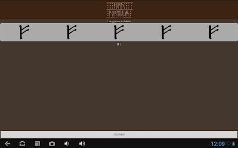 Download Runic Formulas 1.7.5 APK