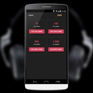screenshot of زيادة متابعين انستقرام ↗️  version 1.1