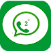 Download 2 whatsapp accounts guide 1.0 APK