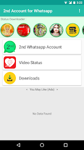 Download 2nd Account for Whatsapp 1.6 APK