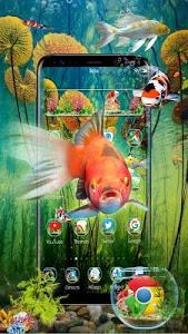 Download 3D Aquarium Japaneses Koi Fish 2.0.23 APK