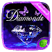 Download 3D Diamonds GO Keyboard Animated Theme 4.5 APK