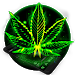 Download 3D Galaxy Weed Theme 1.1.3 APK