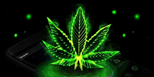 Download 3D Galaxy Weed Theme 113 APK
