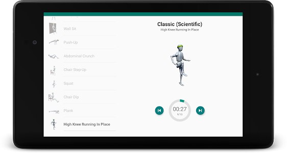 Download Home Workout - 7 Minute Fitness 2.39 APK