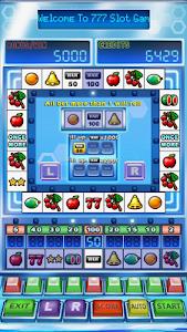 screenshot of 777 Star Slot Machine version 1.5