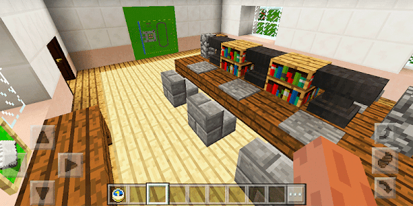 Download Academy High School. Map for MCPE 1.0.0 APK