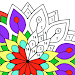 Download Adult Color by Number Book - Paint Mandala Pages 3.1 APK