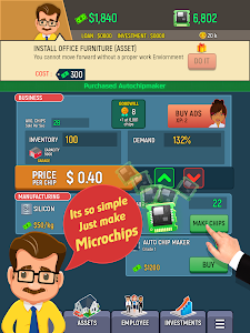 Download Adventures of MR. mELON - World's #1 Business Game 6.0 APK