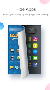 screenshot of Air Launcher - Theme,Wallpaper version 1.2.8
