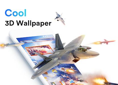 screenshot of ME Launcher - Theme & 3D Wallpaper, Fast version 1.7.6