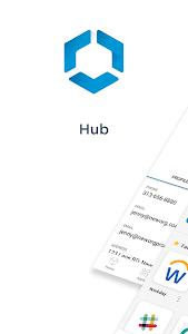 screenshot of Intelligent Hub version 9.0.1.25