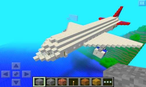 Download Airplane Ideas MCPE Mod 1.0 APK