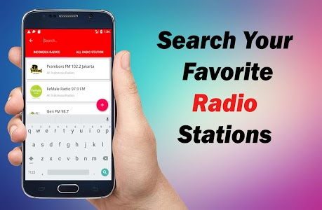 Download All Indonesia Radios - Radio Indonesia - FM Radio 2.1.2 APK