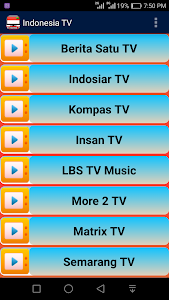Download All Indonesian TV Channels HD 1.0 APK