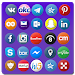 Download All in one social media network pro 2.5 APK