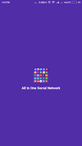 Download All in one social media network pro 2.4 APK