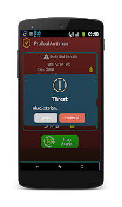 Download Antivirus Pro for Android™ 1.4.1 APK