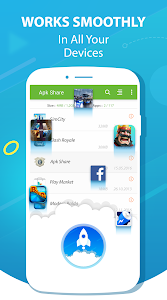 Download Apk Share Bluetooth - Send/Backup/Uninstall/Manage 3.2.3 APK