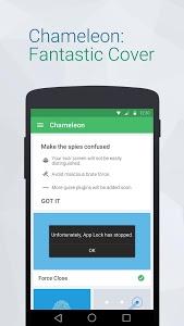 screenshot of LOCX App Lock Photo Safe Vault version 2.2.9.991