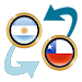 Download Argentine Peso x Chilean Peso 2.4 APK