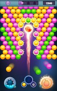 screenshot of Aura Bubbles version 3.0
