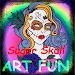 Download Art Fun On It: Sugar Skull 14.1.1 APK