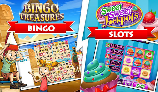 screenshot of BINGO Blitz - Free Bingo+Slots version 3.36.0