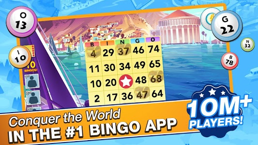 screenshot of Bingo Blitz: Bonuses & Rewards version 3.56.0