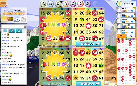 screenshot of BINGO Blitz - FREE Bingo+Slots version 3.31.0