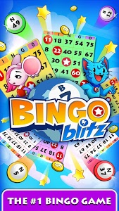 screenshot of Bingo Blitz: Free Bingo version 3.89.0