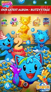screenshot of Bingo Blitz: Free Bingo version 3.86.0
