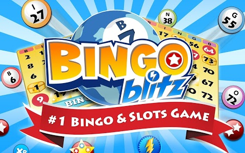 screenshot of BINGO Blitz - Free Bingo+Slots version 3.38.1