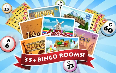 screenshot of Bingo Blitz: Bingo+Slots Games version 3.48.0
