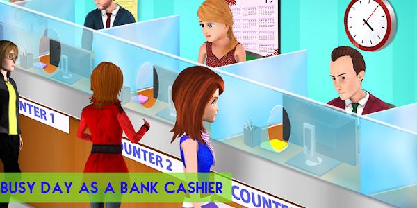 Download Bank Cashier Manager – Kids Game 1.7 APK