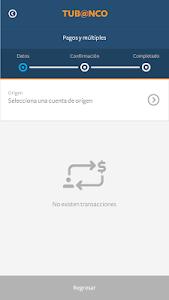 screenshot of Banreservas version 1.3.2