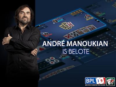screenshot of Belote Multiplayer version 1.9.0