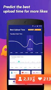 Download Best Upload Time for Instagram 7.0.0 APK