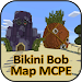 Download Bikini Bob Maps Minecraft PE 2.0.1 APK