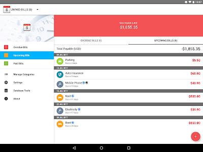 Download Bills Reminder 3.0.0 APK