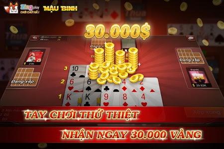 Download Poker VN - Mậu Binh – Binh Xập Xám - ZingPlay 3.15 APK