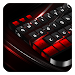 Download Black Red Keyboard 10001005 APK
