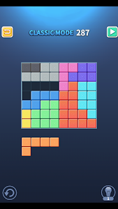 screenshot of Block Puzzle King version 1.3.6