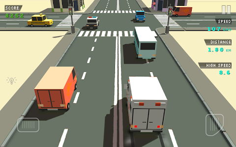 Download Blocky Traffic Racer 1.0 APK