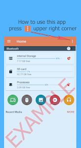 Download Bluetooth Files Transfer 4.0.1 APK