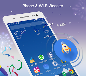 screenshot of CM Launcher 3D - Theme, Wallpapers, Efficient version 5.36.1