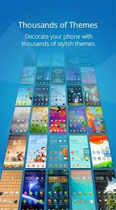 screenshot of CM Launcher 3D - HD Theme & Live Wallpaper version 3.50.1