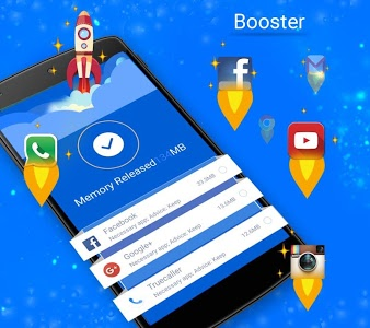 screenshot of CM Launcher 3D -Free Theme & Live Wallpapers version 3.57.2
